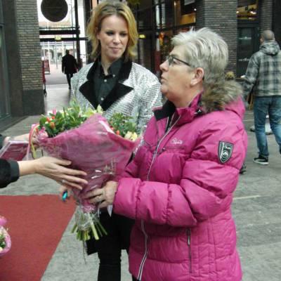 Fotoalbum van Winkelcentrum Actie - Bloemen voor ... | Attractiepret.nl