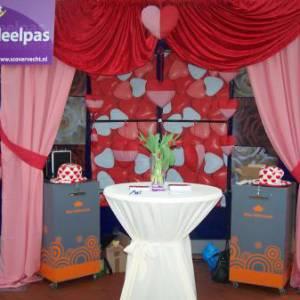 Winkelcentrum Actie Een Taart voor Valentijn boeken?