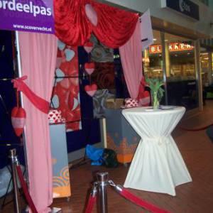 Winkelcentrum Actie Een Taart voor Valentijn inhuren?