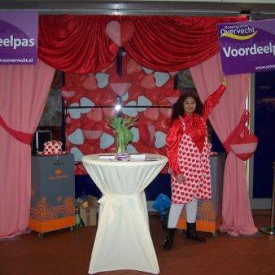 Fotoalbum van Een Taart voor Valentijn - Winkelcentrum Actie | Attractiepret.nl