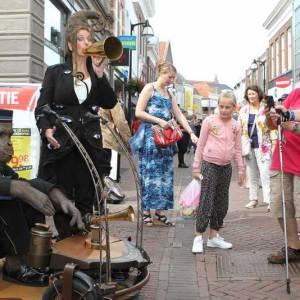 Mobiele act Het kleinste orgeltje ter wereld boeken?