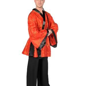 Luxe chinees mannen kostuum huren