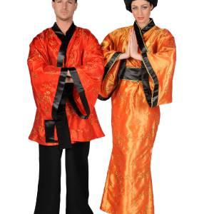 Chinese kostuums huren Partyspecialist