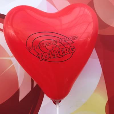 Fotoalbum van Luchtige Liefde - Ballonnen Uitdeelactie | Attractiepret.nl