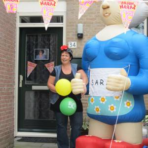 Foto van Sarah Ballonnen   Partyspecialist.nl