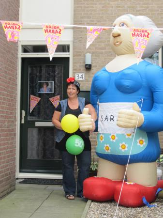 Fotoalbum van Sarah Ballonnen | SintenKerst.nl