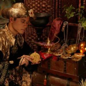 Aladdin 4 keer Magisch boeken