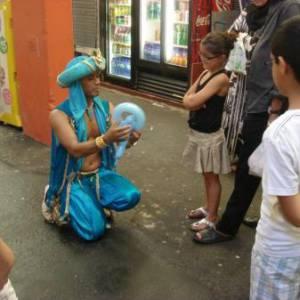Aladdin 4 keer Magisch inhuren