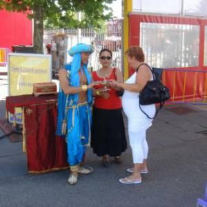 Aladdin 4 keer Magisch