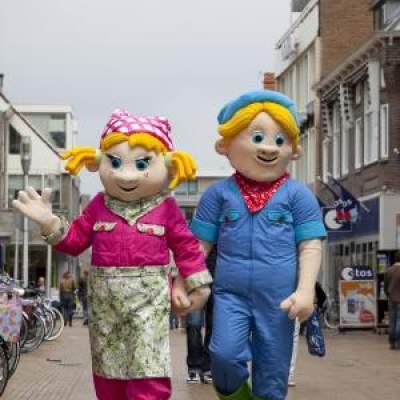 Fotoalbum van De Bibaboerderij | Looppop.nl