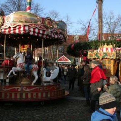 Foto van Oud Hollandse Kindercarrousel Lafayette | Artiestenbureau JB Productions