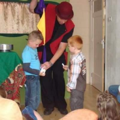Fotoalbum van Richard Top Sinterklaasshow | Sinterklaasshow.nl