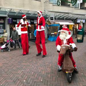 Rudolph & Santa huren of inhuren?