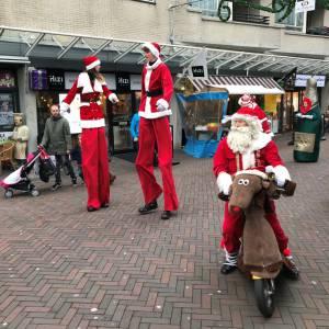 Rudolph & Santa boeken of inhuren?
