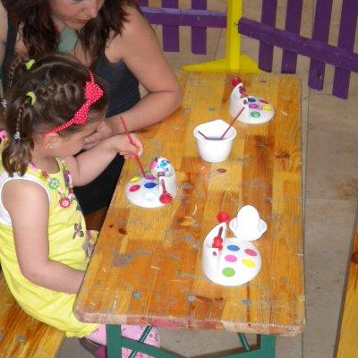 Foto van Kids Workshop Paasei Schilderen | JB Productions