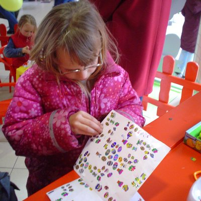 Kids Workshop Paasei Schilderen boeken of inhuren?