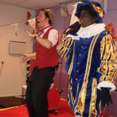 Fotoalbum van Clown Pascalino en Boekpiet | Clownshow.nl