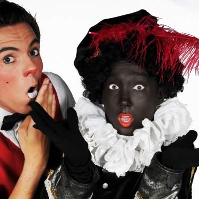 Fotoalbum van Clown Pascalino en Boekpiet | Sinterklaasshow.nl