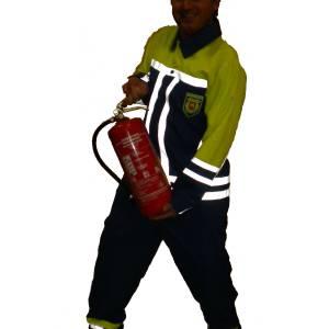 Brandweer kostuum Partyspecialist