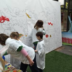 Kunst 4 Kids met Paastekening boeken of inhuren?