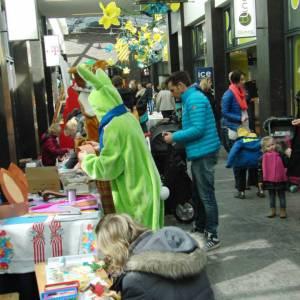 Kids Workshop Paashaas Mutsen Knutselen boeken of inhuren?