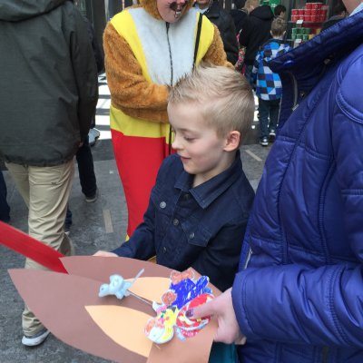 Kids Workshop Paashaas Mutsen Knutselen boeken?