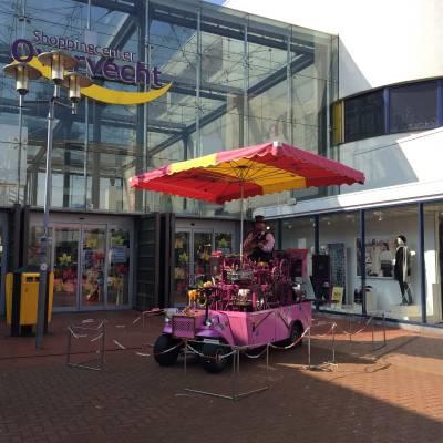 Fotoalbum van De Muziekauto | Kindershows.nl