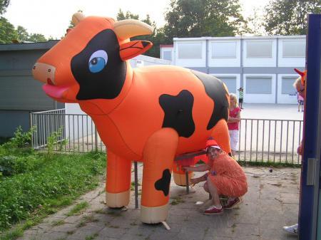 Fotoalbum van Ranja Koe - Oranje | SintenKerst.nl