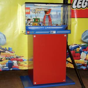 Lego Bouwwedstrijd -  Standaard huren of boeken