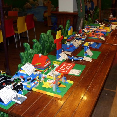 Fotoalbum van Lego Bouwwedstrijd -  Standaard | Attractiepret.nl