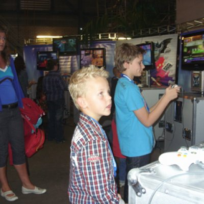 Foto van Warner Game Event | Artiestenbureau JB Productions
