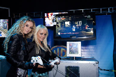 Foto van Warner Game Event | JB Productions