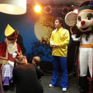 Welkom Sinterklaas inzetten op jouw Sinterklaasfeest