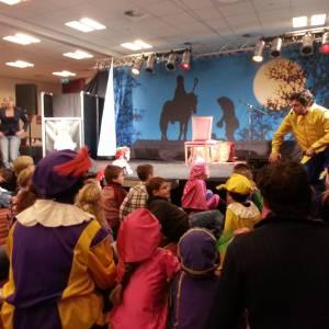 Sinterklaasshow Welkom Sinterklaas inhuren