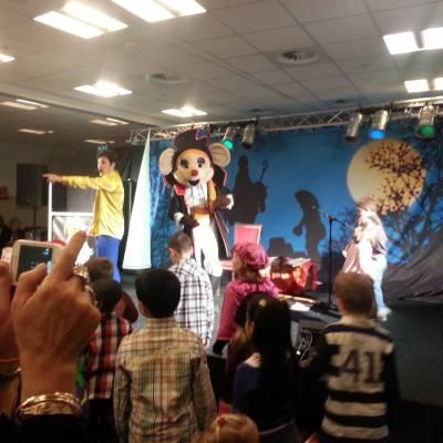 Fotoalbum van Welkom Sinterklaas - Sinterklaasshow | Kindershows.nl