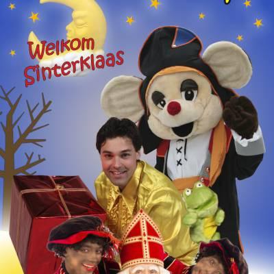 Welkom Sinterklaas boeken voor jouw Sinterklaasfeest