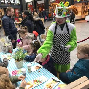 Kids Workshop Paas Cake versieren boeken?