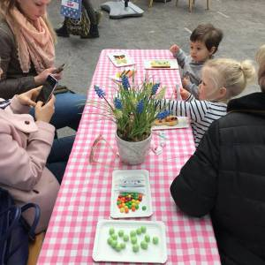 Kids Workshop Paas Cake versieren inhuren?