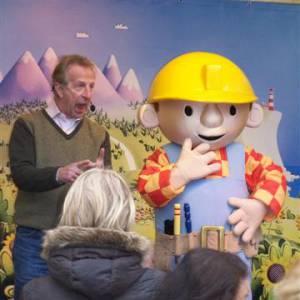 Bob de Bouwer kindershow boeken
