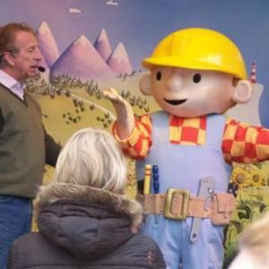 Kindershow met Bob de Bouwer