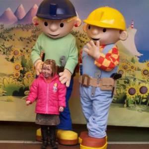 Meet and Greet Bob de Bouwer en Wendy