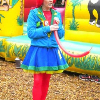 Foto van Clown Annapiponia Mobiel | Clownshow.nl