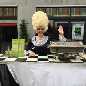 Miss Mable Table - Serveerster inzetten?
