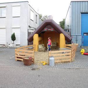 Mini Kinderboerderij huren