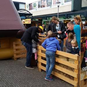 Mobiele Kinderboerderij boeken of huren