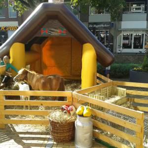 Mobiele Mini Kinderboerderij huren?