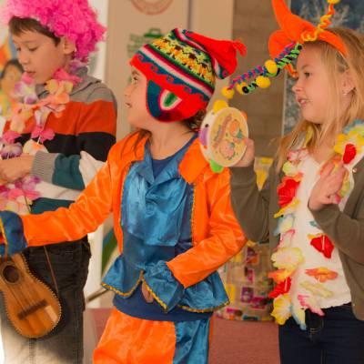 Fotoalbum van Het Spaanse Sinterklaasfeest - Sinterklaasshow | Sinterklaasshow.nl