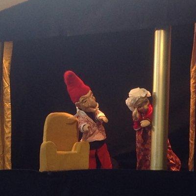 Fotoalbum van De Kleine Zon - Poppentheater | poppentheaters.nl