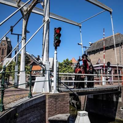 Foto van Het Te Gekke Heksen Team | Attractiepret.nl