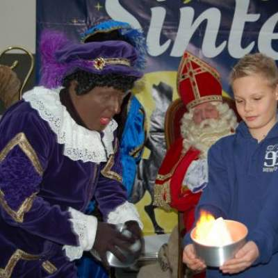 Fotoalbum van Hoofdpiet van Sinterklaas - Sinterklaasshow | Kindershows.nl